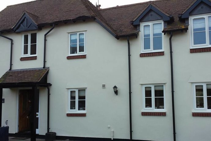 exterior painting Worcester